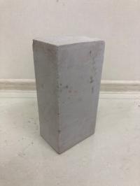Кирпич силикатный валом